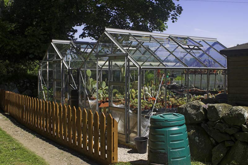 Bill's Greenhouse